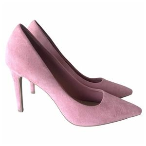 Christian Siriano Stiletto Pink Heels